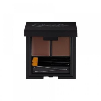 Набор для бровей Sleek MakeUp BROW KIT Dark: фото