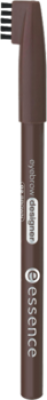Карандаш для бровей Eyebrow Designer Essence 02 dark brown: фото