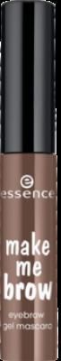 Гелевая тушь для бровей Essence Make Me Brow Eyebrow Gel Maskara 02 browny brows: фото
