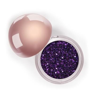 "Сияющий блеск для век ""Глиттер"" Crystalized Glitter LASplash Purple Rain: фото"