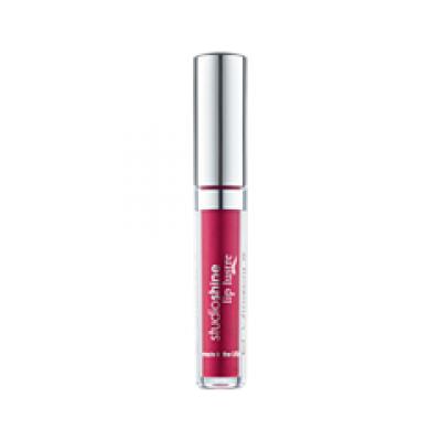 Сияющая матовая жидкая помада для губ водостойкая Studio Shine lip lustre waterproof LASplash Aurora: фото