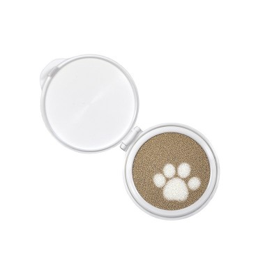 Сменный блок Face 2 Change Dodo Cat Glow Cushion BB Refill Holika Holika, тон 21, светлый беж: фото