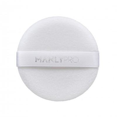 Пуховка для пудры HD Manly Pro СП07: фото