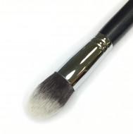 Кисть для нанесения тонального крема и минеральной косметики MAKE-UP-SECRET 746 нейлон: фото