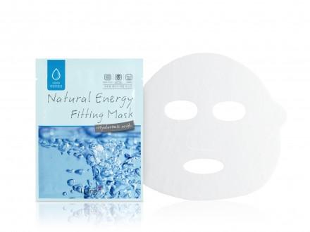 Тканевая маска с гиалуроновой кислотой Llang, 20 мл: фото