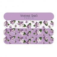 Набор пилочек для ногтей Vivienne Sabo Nail file set Kit de limes a ongles: фото