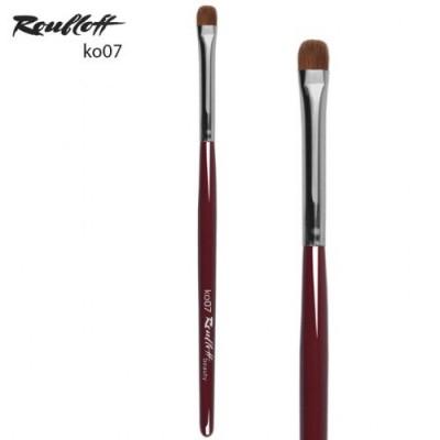 Кисть для растушевки теней, карандашей Roubloff ko07: фото