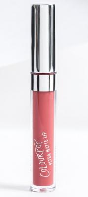 Жидкая помада ColourPop Ultra Matte Lip BUMBLE: фото