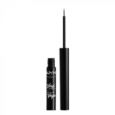 Лайнер для глаз NYX Professional Makeup Vinyl Liquid Liner - Black 01: фото