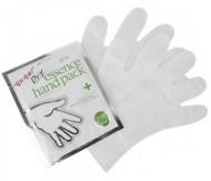 Маска для рук смягчающая питательная PETITFEE Dry essence hand pack 2 перчатки: фото
