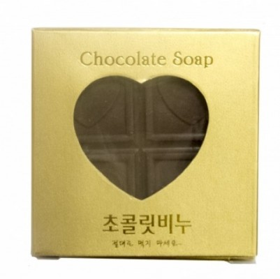 Мыло с шоколадом DONGBANG Chocolate soap 100 г: фото