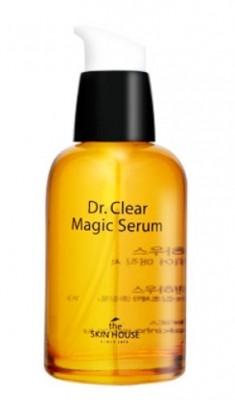 Сыворотка для устранения воспалений THE SKIN HOUSE Dr.clear magic serum 50 мл: фото