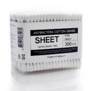 Ватные палочки TONY MOLY Antibacteria cotton swab 300 шт: фото