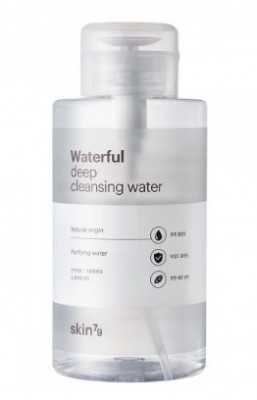 Мицеллярная вода SKIN79 Waterfull deep cleansing water 500 мл: фото