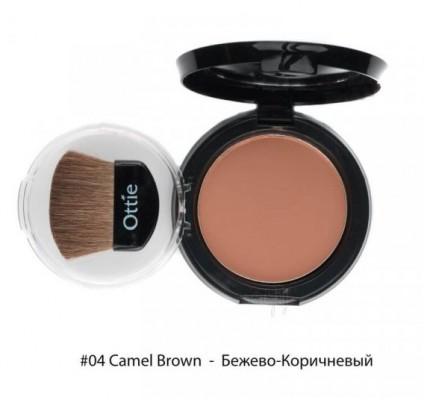 Румяна OTTIE Lovely Blusher №04 Camel Brown: фото