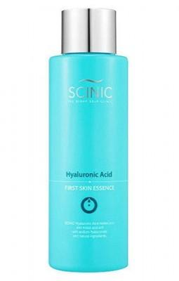 Увлажняющая эссенция для лица с гиалуроновой кислотой SCINIC Hyaluronic Acid First Skin Essence 500мл: фото