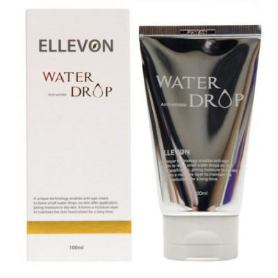 Крем Антивозрастной увлажняющий ELLEVON Water Drop 100 мл: фото