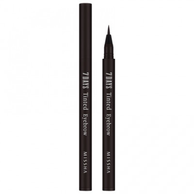 Тинт для бровей MISSHA 7Days Tinted Eyebrow Sepia Brown: фото