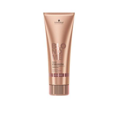 Бондинг-шампунь для поддержания теплых оттенков блонд Schwarzkopf Professional, Blondme 250 мл: фото