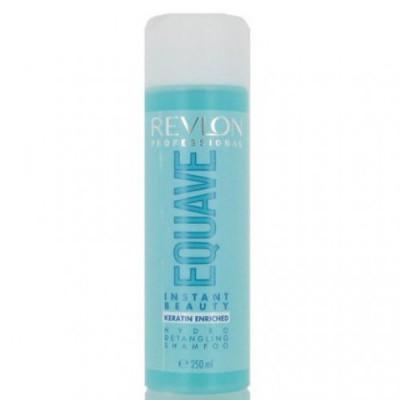Шампунь облегчающий расчесывание волос Revlon Professional, Equave INSTANT BEAUTY HYDRO DETANGLING SHAMPOO 250мл: фото
