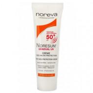 Крем с очень высокой степенью защиты SPF50+ Noreva Noresun 40 мл: фото
