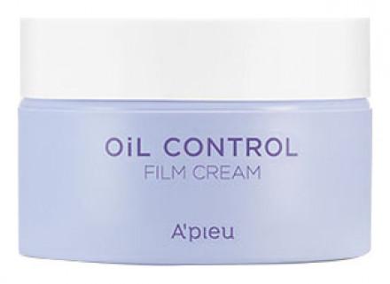Крем для жирной кожи A'pieu Oil Control Film Cream 30мл: фото
