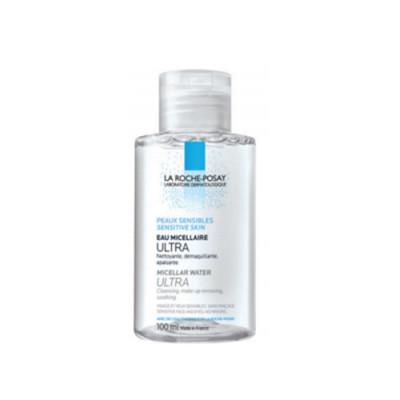 Мицелярная вода для чувствительной кожи La Roche-Posay Physiological Cleansers 100 мл: фото