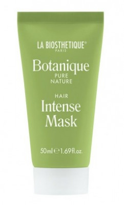 Маска восстанавливающая для волос La Biosthetique Botanique Pure Nature Intense Mask 50мл: фото