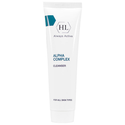 Очиститель Holy Land Alpha Complex Multi-fruit System Cleanser 100 мл: фото