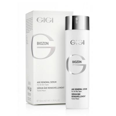 Сыворотка БиоЗон двойного действия GIGI BioZone double effect serum 50 мл: фото