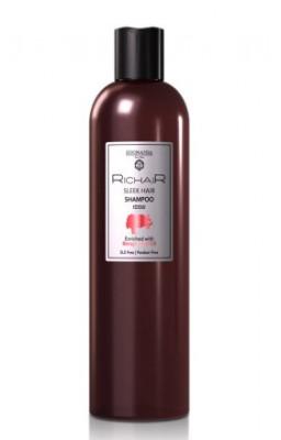 Шампунь для гладкости и блеска волос Egomania RicHair 400мл: фото