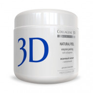 Отзывы Пилинг с коллагеназой Collagene 3D NATURAL PEEL 150 г