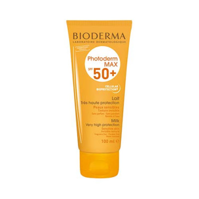Молочко Bioderma Photoderm Мах SPF50+ 100 мл: фото