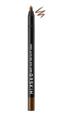Карандаш для глаз гелевый Berrisom G9 First Auto Gel Eye Liner 04 Mocha Brown: фото