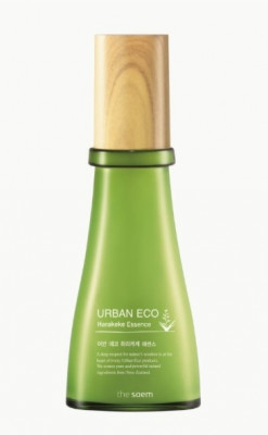 Эссенция с экстрактом новозеландского льна THE SAEM Urban Eco Harakeke Essence 55мл: фото