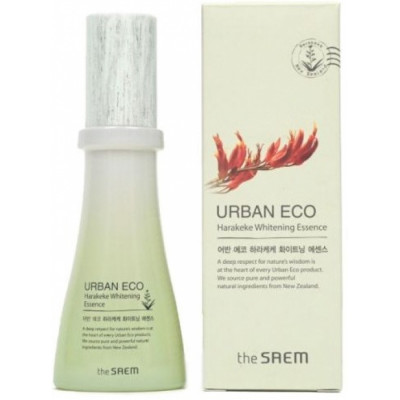 Эссенция осветляющая с экстрактом новозеландского льна THE SAEM Urban Eco Harakeke Whitening Essence 55мл: фото