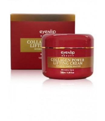 Крем-лифтинг коллагеновый EYENLIP COLLAGEN POWER LIFTING CREAM_100ml 100мл: фото