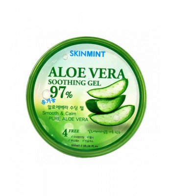 Гель для тела с экстрактом алое Eyenlip Aloe Soothing Gel 300мл: фото