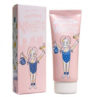 Крем осветляющий Elizavecca Skin Liar Moisture Whitening Cream 100мл: фото