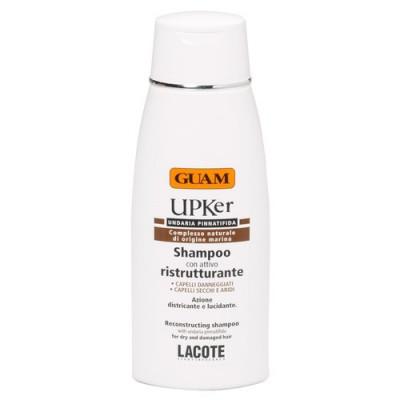 Шампунь для восстановления сухих секущихся волос UPKer 200 мл: фото