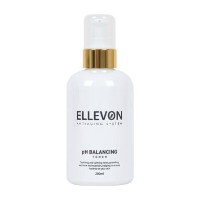 Тоник для регуляции pH баланса ELLEVON PH BALANCING TONER 200 мл: фото
