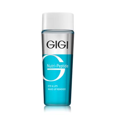 Жидкость для снятия макияжа с пептидами GIGI Nutri-Peptide 100 мл: фото