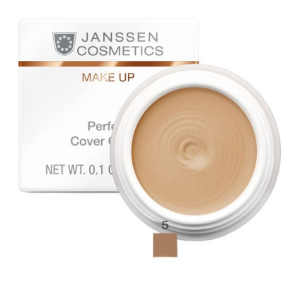 Тональный крем-камуфляж Janssen Cosmetics Perfect Cover Cream тон05 5 мл: фото