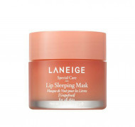 Ночная маска для губ с ароматом грейпфрута LANEIGE Lip Sleeping Mask Grapefruit: фото