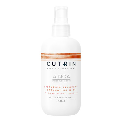 Спрей-дымка увлажняющий Cutrin Ainoa Hydration Recovery 200 мл: фото