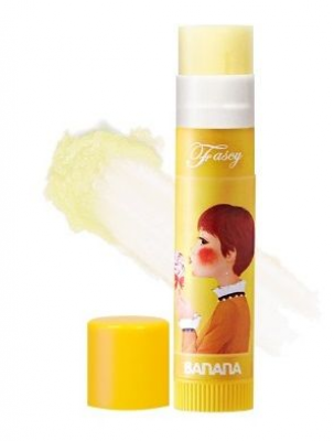 Бальзам для губ FASCY Lollipop BANANA Lip Balm 3,9г: фото