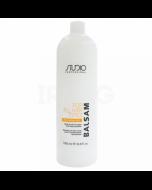 Бальзам для всех типов волос с пшеничными протеинами Kapous Professional 1000 мл: фото