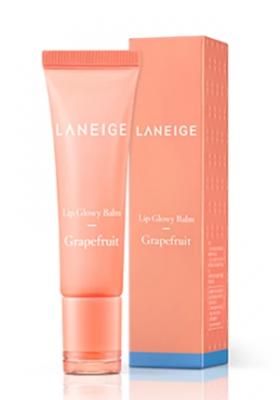 Оттеночный блеск-бальзам для губ Грейпфрут LANEIGE Lip Glowy Balm Grapefruit: фото
