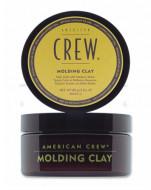 Формирующая глина сильной фиксации со средним уровнем блеска для укладки волос American Crew Classic Molding Clay 85гр: фото