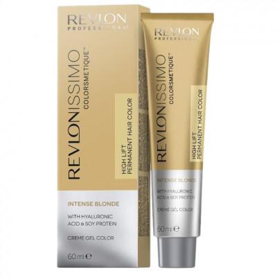 Краска для волос с максимальным эффектом осветления Revlon Professional REVLONISSIMO Intense Blonde 1217MN 60мл: фото